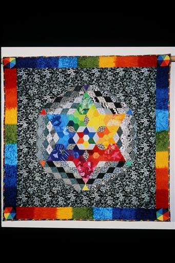 Star Color Wheel Lisa Louise Adams