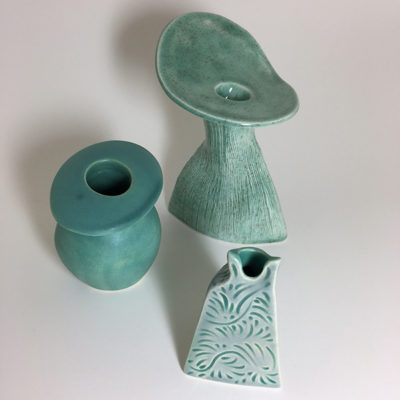 LLA-Pottery-Turquoise trio-600